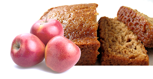 Apples and Honey Cake 2