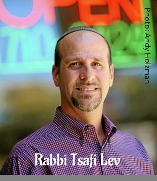 Rabbi Tsafi Lev