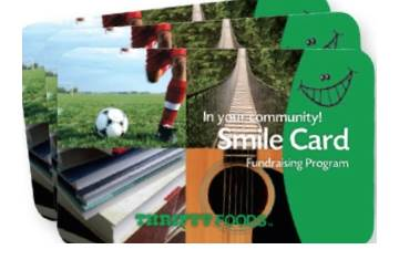 Thrifty's Smile Card