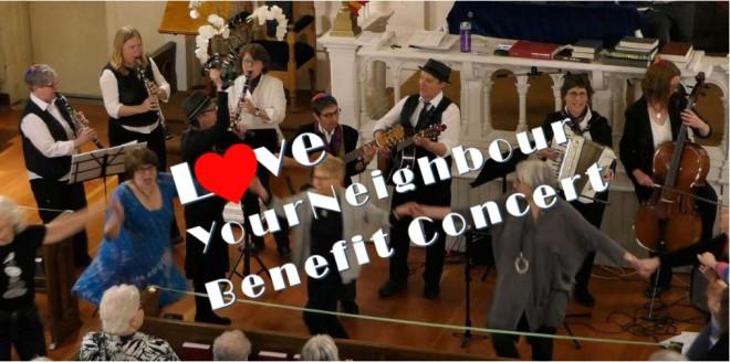 LYN Benefit Concert