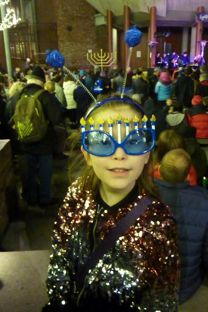 Sameah Hanukkah!
