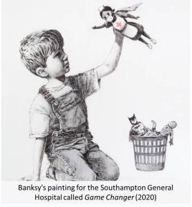 Banksy's Game Changer