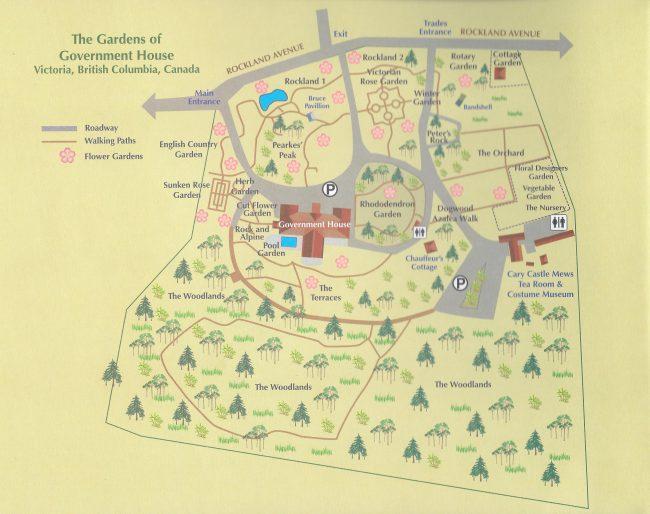 Government House GardenMap-650x514