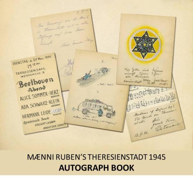MRT Autograph Book