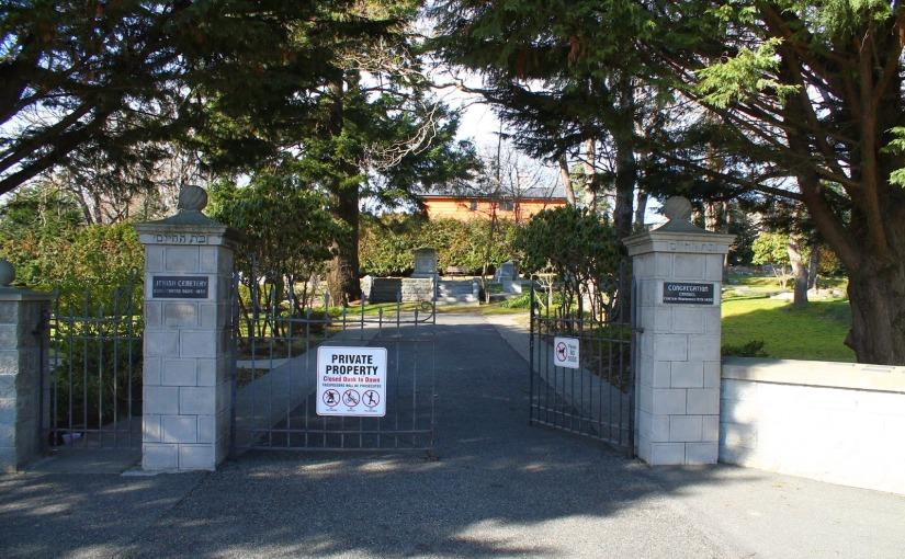 Jewish Cemetery Tour